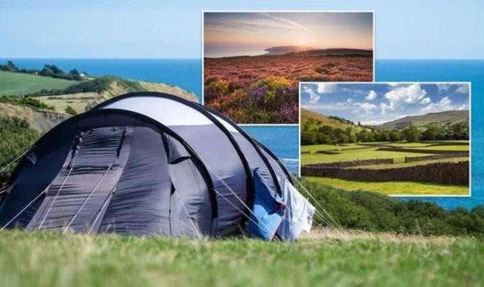 Camping and caravan: UK 'hidden gems' where Britons can still bag a summer holiday