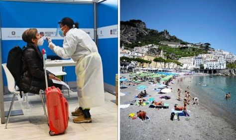 Briton slams EU restrictions after losing holiday money - 'it has been a nightmare'