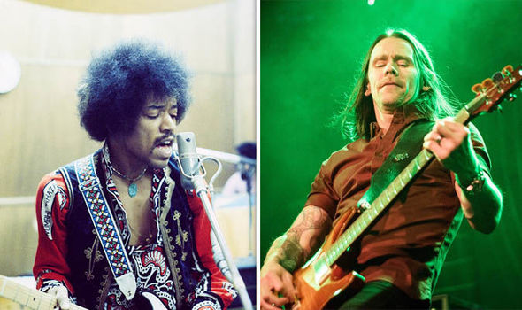 New albums from Myles Kennedy and Jimi Hendrix