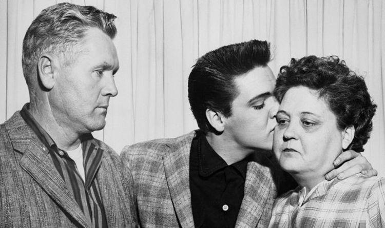 Elvis Presley: Treasured first piece of his music career kept in Gladys' Graceland bedroom
