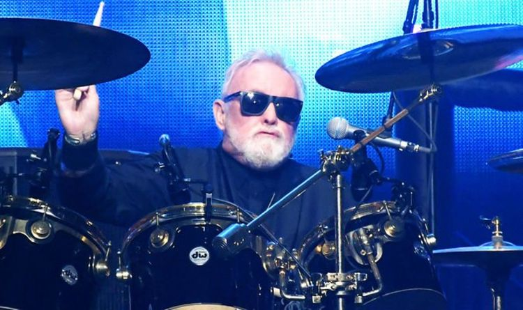 Queen legend Roger Taylor crowns his all-time drum heroes 'He sounded like thunder'