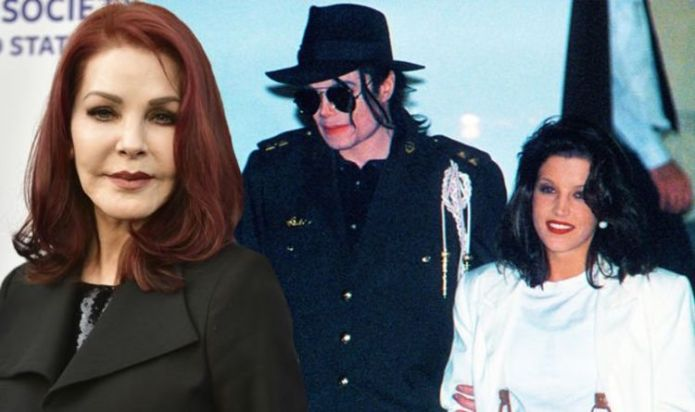 Michael Jackson: Lisa Marie Presley kept marriage secret from mother Priscilla Presley