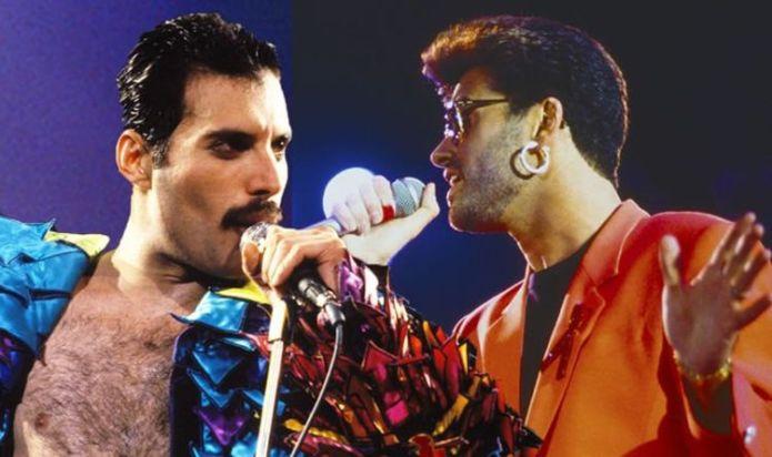 Freddie Mercury: George Michael's secret double heartbreak at Freddie tribute show