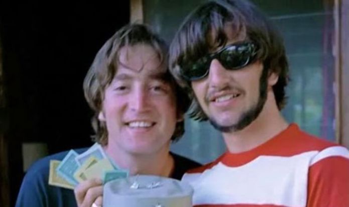Ringo Starr remembers John Lennon 'My brave, beautiful friend' in incredible tribute today