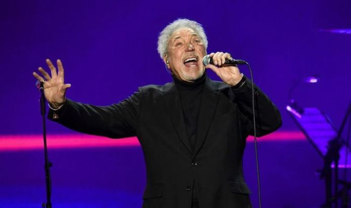 Sir Tom Jones on how his approach to singing at 80 is different to when he was young