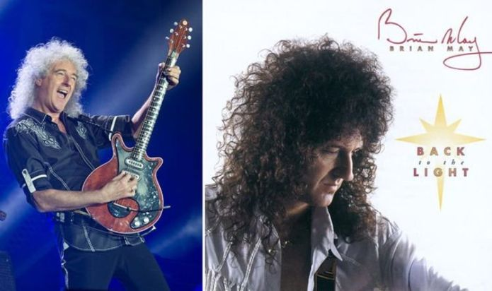 Brian May gives update on re-mastered Back to the Light solo album – 'Powerful feelings!'