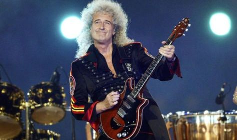 Brian May: Why he never uses a guitar pick and how he built his Red Special guitar