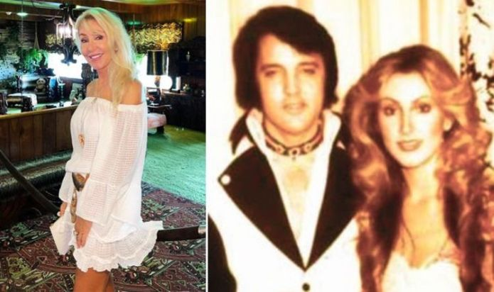 Elvis ex Linda Thompson returns to Graceland where she lived with King almost 50 years ago