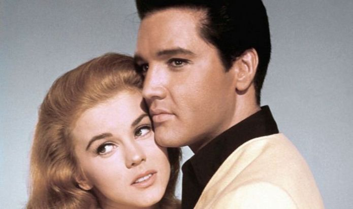 Elvis Presley first meeting with Ann-Margret 'captured her heart'