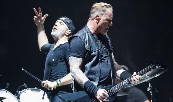 Metallica: James Hetfield names his 'guitar gods' and what makes Lars Ulrich so unique