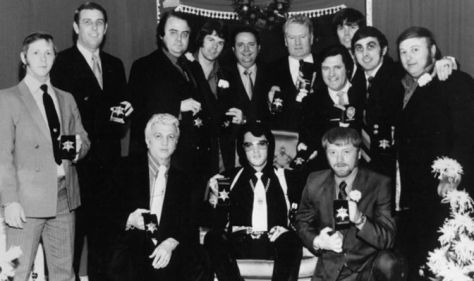 Elvis Presley's Memphis Mafia: 'King wasn't strict, but he'd find out if you broke trust'