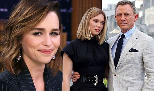 James Bond No Time To Die: Recreation of Thrones star Emilia Clarke to be subsequent 007? 1202621 1
