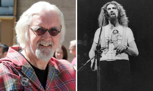 Billy Connolly reveals which actor he desires to play him in biopic after Parkinson's replace