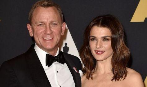 Daniel Craig wife: Rachel Weisz' cheeky 'Mrs Daniel Craig' memorabilia joke