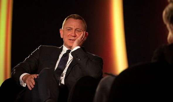 Daniel Craig was scared to be 'the wrong guy' for 007 and to ruin his career