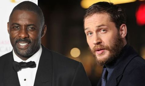 Next James Bond: Tom Hardy and Idris Elba steam ahead after No Time To Die premiere