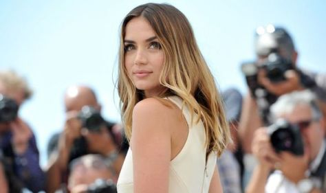 Where have we seen Bond girl Ana de Armas before and what is she doing next?