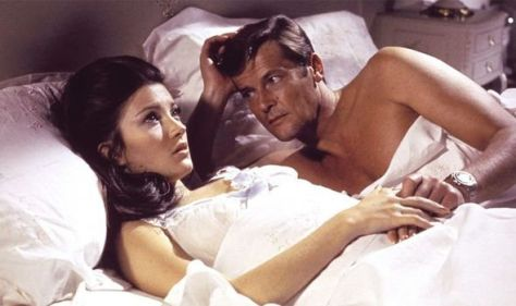 James Bond Live And Let Die: Jane Seymour on Roger Moore's unique tricks in bed