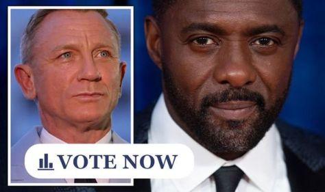 Next James Bond POLL: Should Idris Elba replace Daniel Craig?