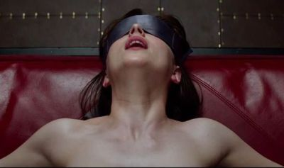 Dakota Johnson and Jamie Dornan take on literary phenomenon Fifty Shades of Grey
