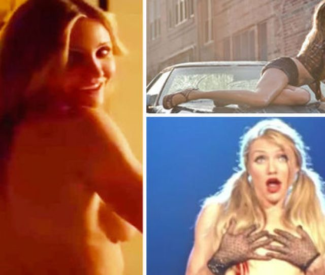 Cameron Diaz Sex Tape To Bad Teacher Her Hottest Movies And Pictures Ever
