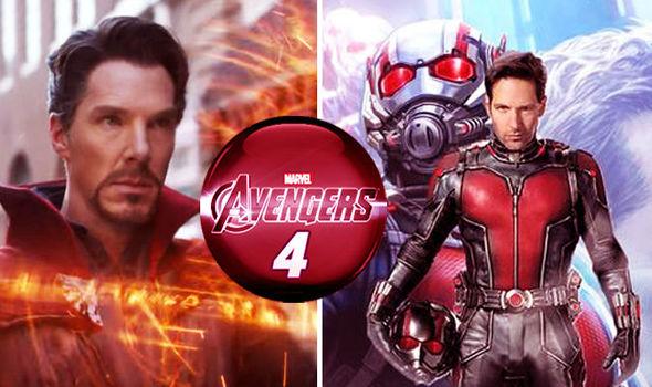 Avengers 4 Doctor Strange 'Endgame' starts in THIS Ant-Man end credit scene