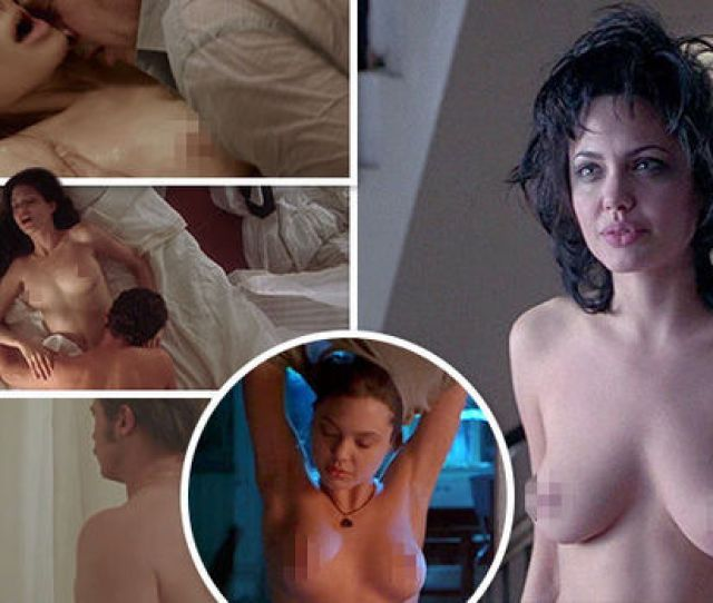 Angelina Jolie On Tv Tonight Her Sexiest Naked Scenes And