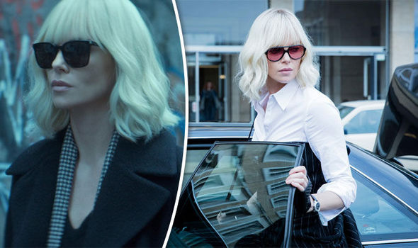 Image result for Charlize Theron – Atomic Blonde