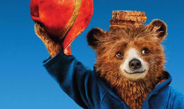 paddington bear film # 5