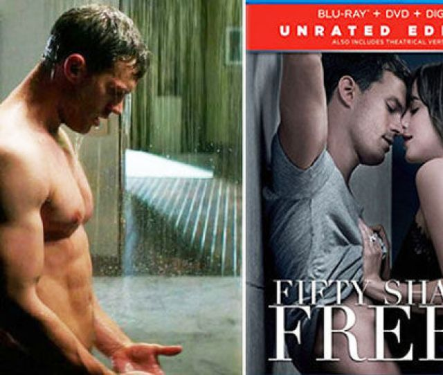 Fifty Shades Freed Dvd Jamie Dornan Naked Scene