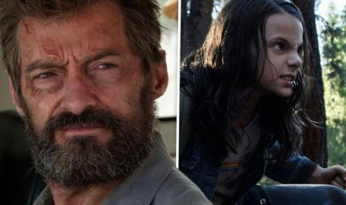 Logan news   Did bosses just LEAK post credits scene info    Films     Logan Hugh Jackman