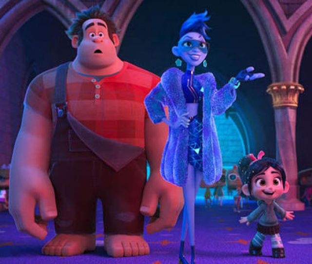 Ralph Breaks The Internet Streaming