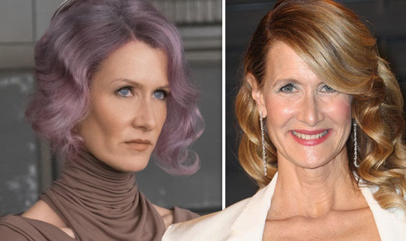 Star Wars Laura Dern
