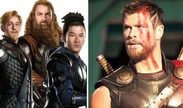 Thor Ragnarok Fan FURY Over Fate Of The Warriors Three
