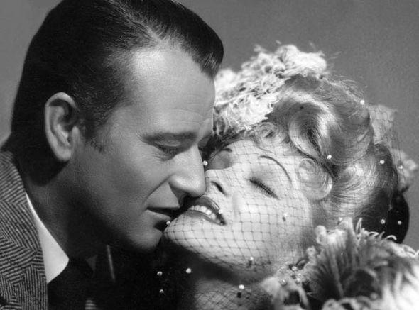 Marlene Dietrich, history, sexuality, John Wayne