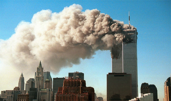 9/11 happening