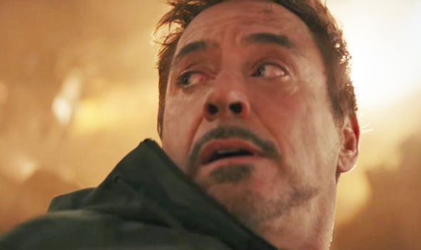 Avengers Infinity War: Who is Iron Man crying for?