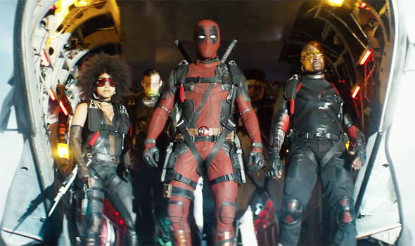 Deadpool 2 now has his own X-Force team