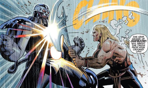 Thor Ragnarok could reveal Jarnbjorn