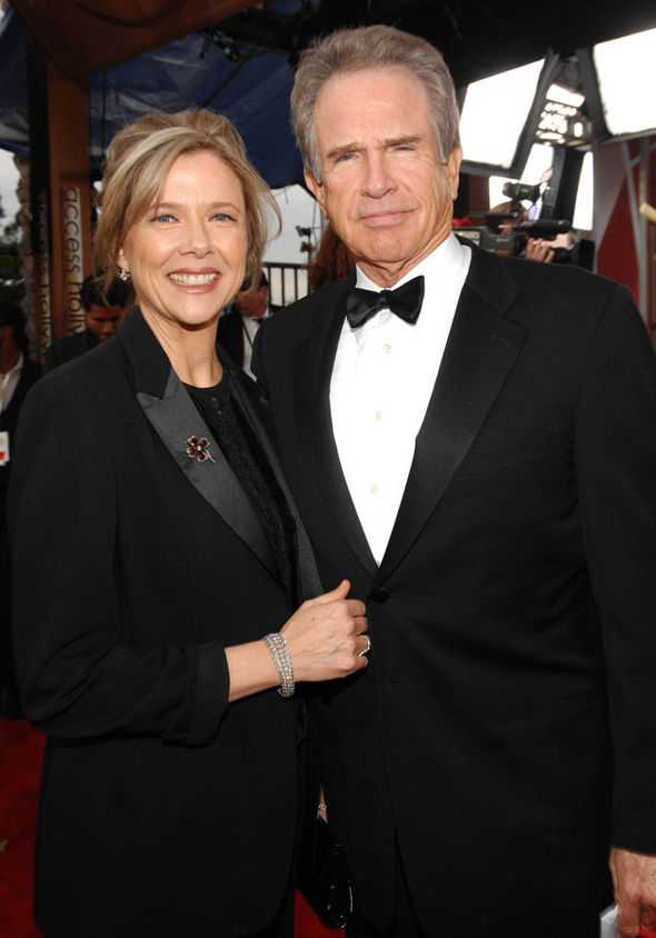 Mr Lover Man Warren Beatty Is BACK After 15 Years Out Of