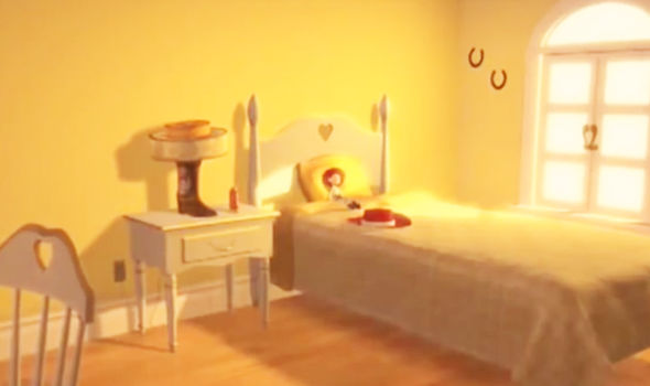 Andy Story Toy S Bed