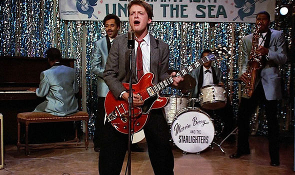 Michael J Fox S Top 7 Marty Mcfly Moments In Back To The