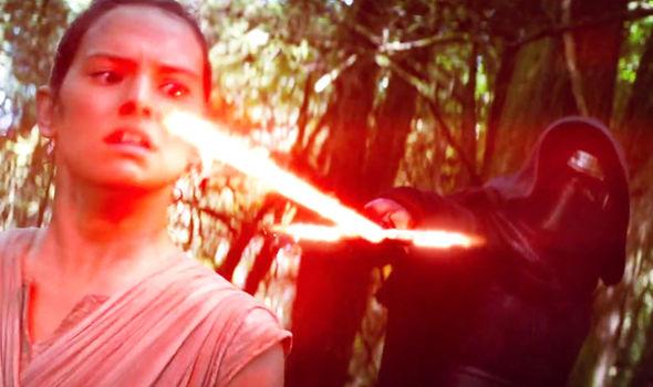 Star Wars 8 LEAK Kylo Ren Duel In The Last Jedi Reveals