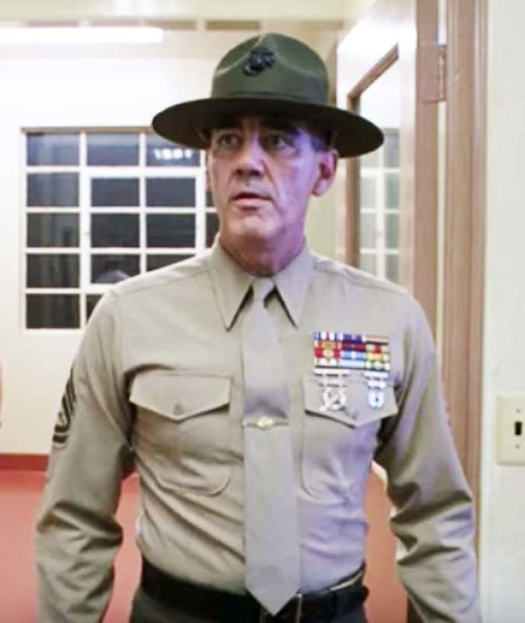 r lee ermey as hartman