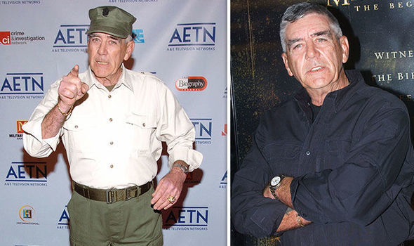 r lee ermey today