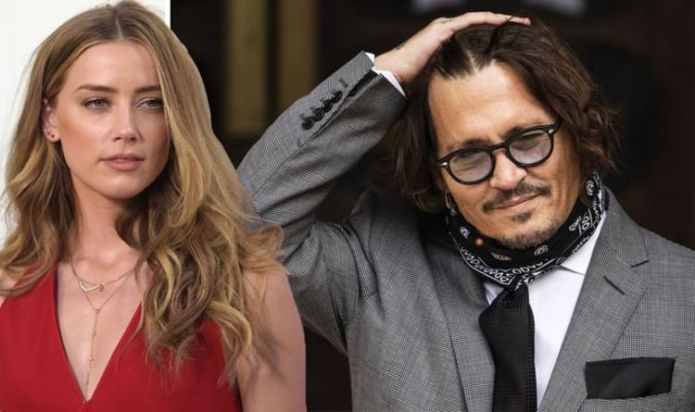 Johnny Depp ex-wife Amber Heard 'fired from Aquaman 2 after failing physical exam'