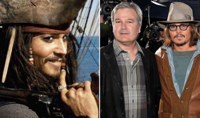 Johnny Depp's Jack Sparrow 'made everyone nervous' says Pirates of the Caribbean director