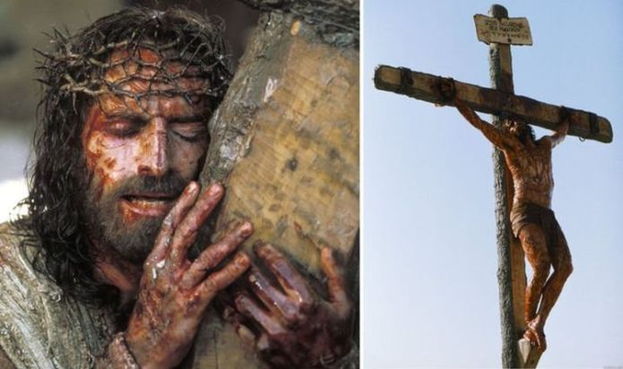Passion of the Christ Jesus star was struck by lightning while filming Sermon on the Mount