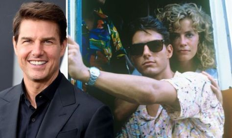 Tom Cruise saved Elisabeth Shue from 'certain death' on Cocktail set