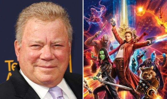 Star Trek legend William Shatner wants a role in Guardians of the Galaxy Vol 3 (EXCLUSIVE)